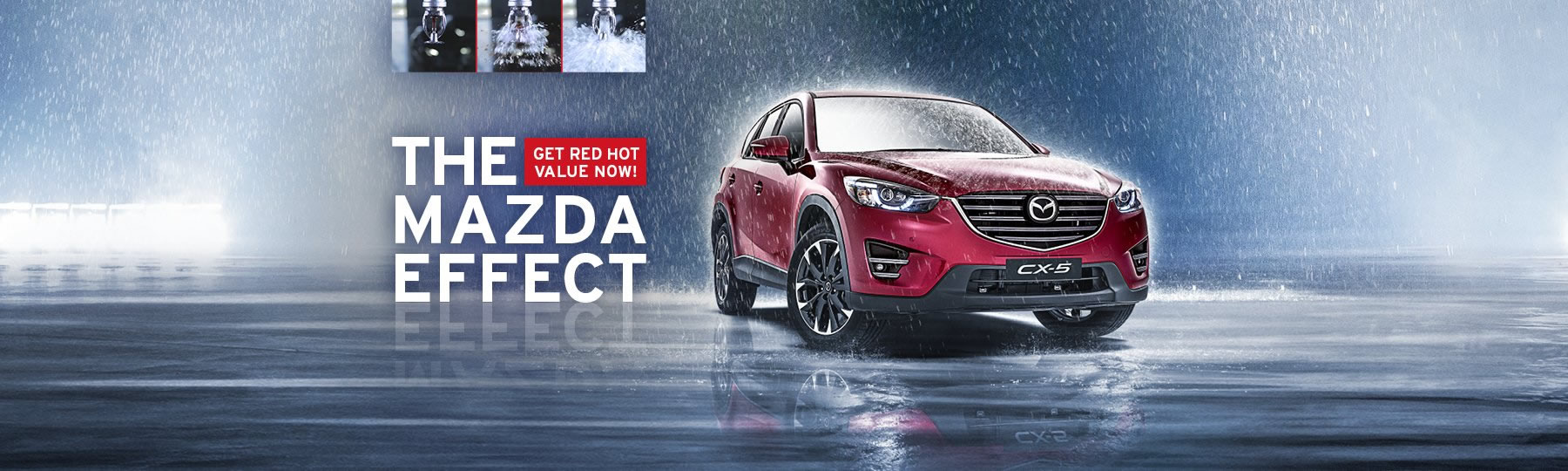 Mazda Factory Offer